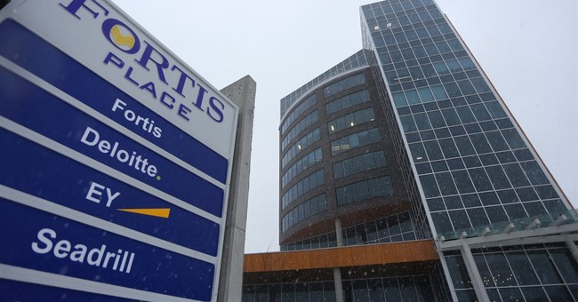 Fortis buying electric transmission company ITC for $6.9B
