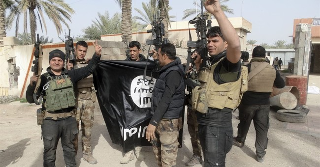 Iraqi government says it fully recaptured Ramadi from IS