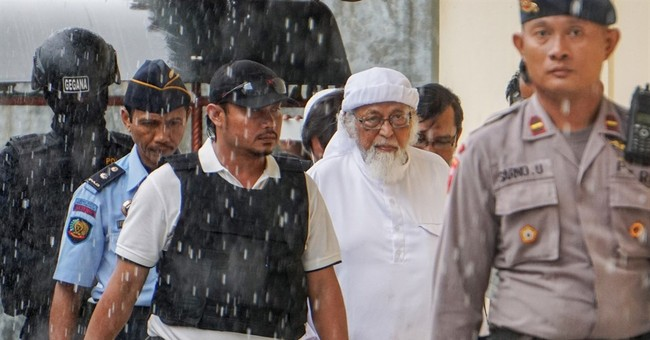 Indonesia sentences 7 for IS links, as Bashir files appeal