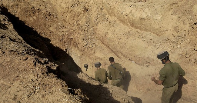 Israeli military says top mission is countering Gaza tunnels