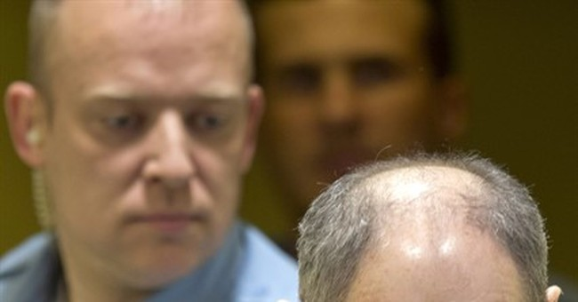 Bosnian Serb convicted in Srebrenica genocide dies in cell