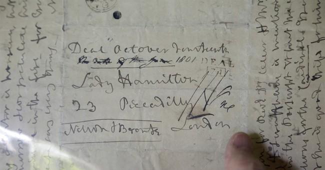 Note boasts rare signatures of lovebirds Napoleon, Josephine
