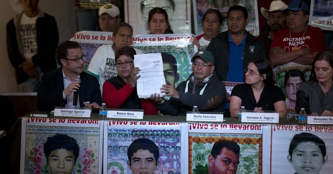 2nd outside report says Mexico students not burned at dump