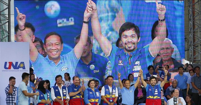 Closely fought Philippine presidential race gets underway