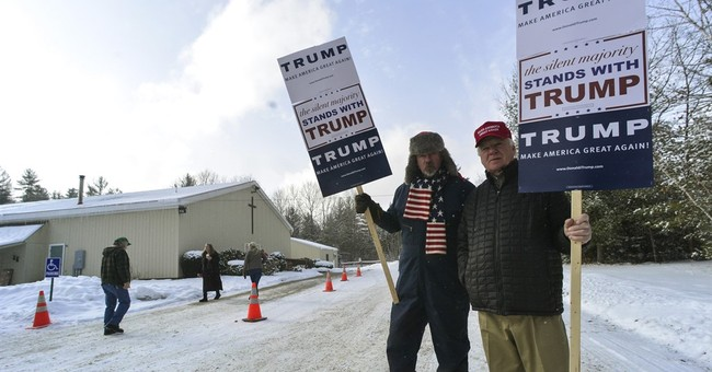 Trump nails it in New Hampshire; Kasich snags second