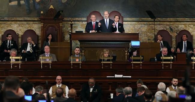 Pennsylvania stuck in historic budget gridlock