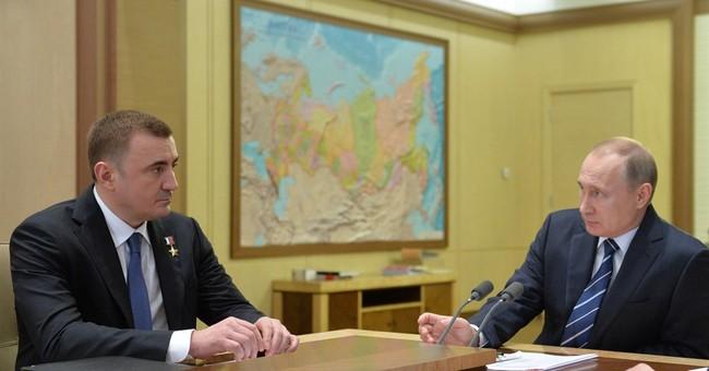 Putin's ex-bodyguard turned governor recalls facing bear
