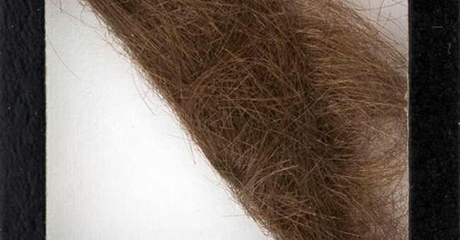 Lock of Lennon's hair expected to fetch $10K at auction
