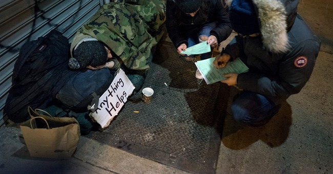 Once-a-year homeless count draws criticism, defenders