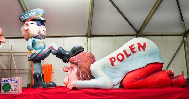 Germany cites free speech amid Polish ire at Carnival float