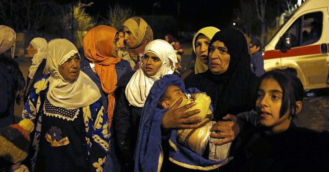More than 1 million are besieged in Syria, new report says