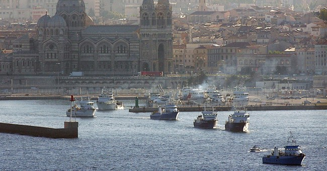Bring on the drones: Mediterranean sees severe overfishing