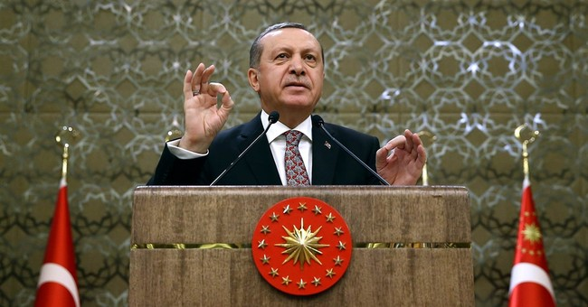 Turkish leaders lash out at UN demands to open border