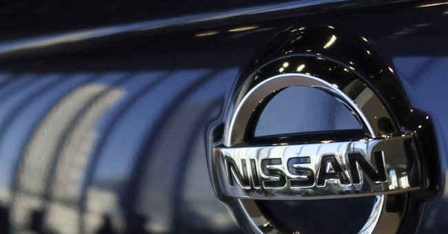 Nissan quarterly profit up on healthy sales; keeps forecasts