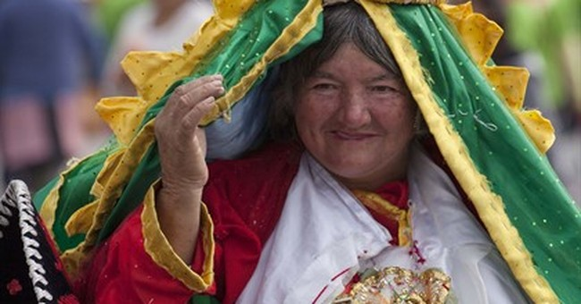 Pope visit to Mexico basilica highlights Guadalupe influence