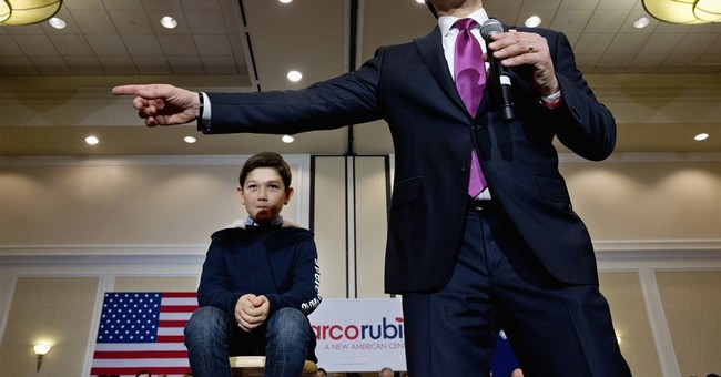 Rubio vows more aggressive approach in extended campaign