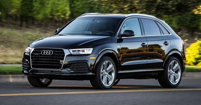 2016 Q3 SUV delivers affordable turbocharged Audi prestige