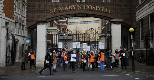 England's junior doctors go on strike as contract talks fail