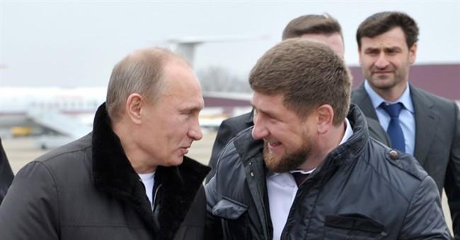 Chechen leader threatens foes in bid to gain Putin's support