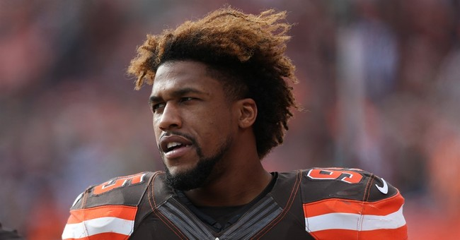 Browns linebacker Armonty Bryant indicted on drug charges