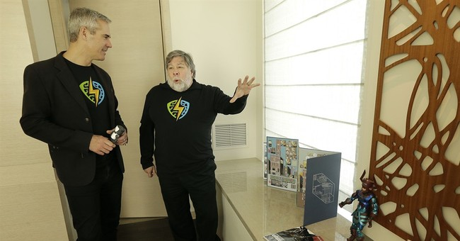 Apple co-founder is bringing us an even nerdier 'Comic Con'
