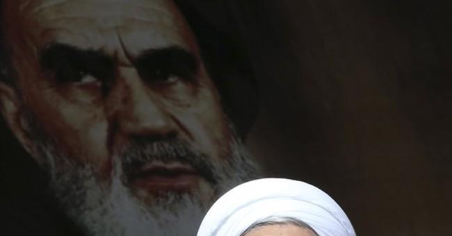 Iranians rally to celebrate anniversary of 1979 revolution