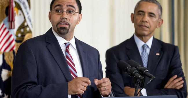 Obama plans to nominate King as education secretary