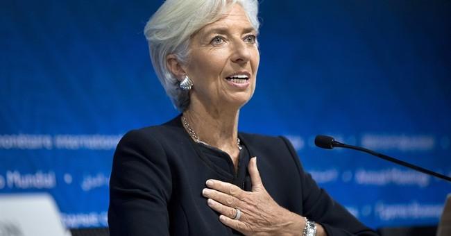 IMF nominates managing director Lagarde for second term