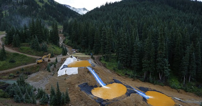 House report details EPA missteps in Colorado mine spill