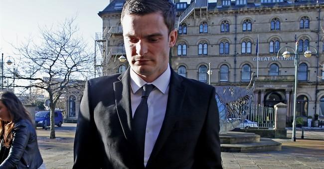Sunderland fires Adam Johnson after guilty pleas in sex case