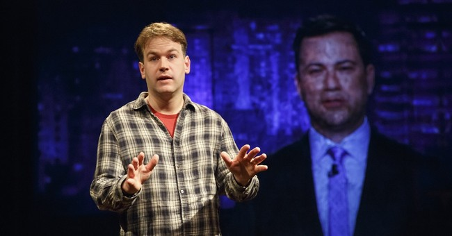 Review: Birbiglia pulls no punch lines in new 1-man show