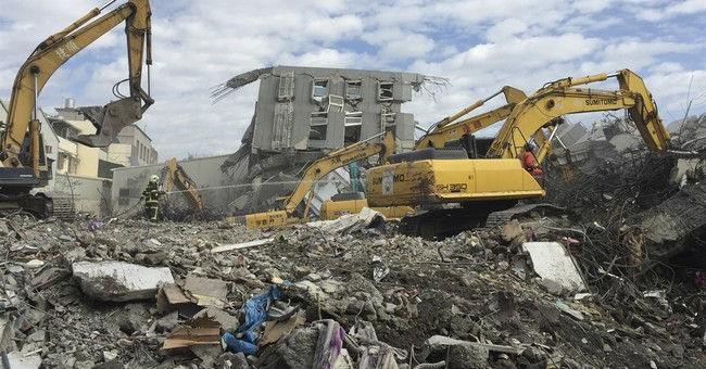 Taiwan earthquake death toll rises to 59; 76 still missing