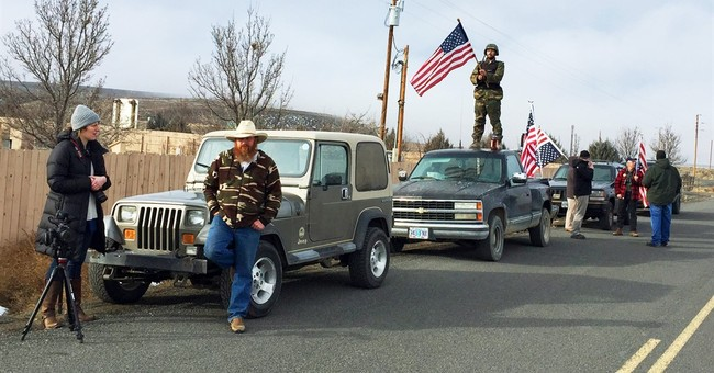 The Latest: FBI says no booby traps found at Oregon refuge