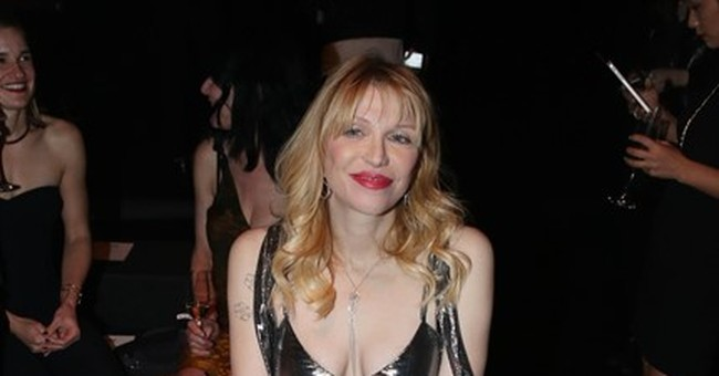 Saint Laurent Palladium show features glam androgynous style
