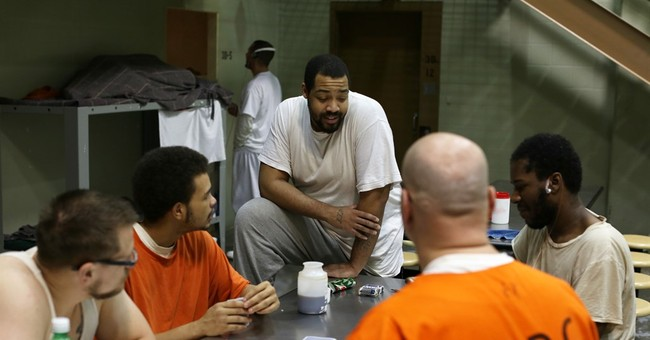 7 innocents spend time in jail for new TV show