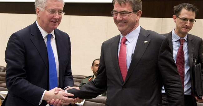 Carter says UAE will put special forces in Syria