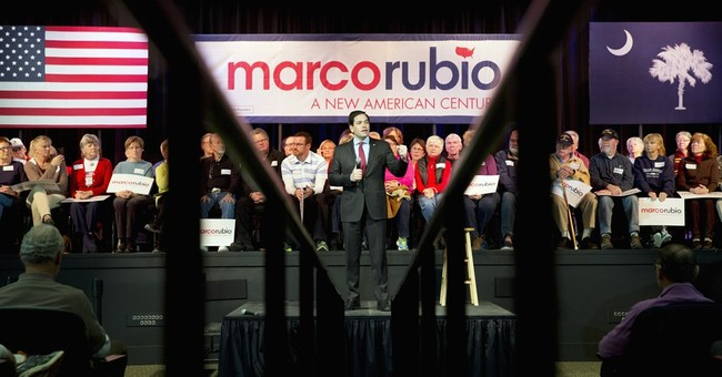 Rubio eyes brokered convention after NH setback