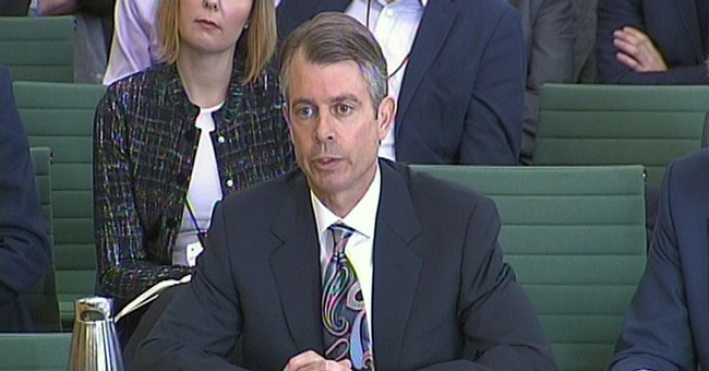 Head of Google in Europe grilled by UK lawmakers