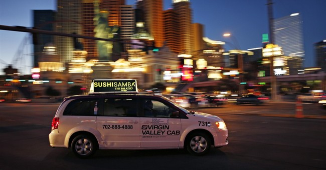As industry shifts, Las Vegas cabs do some soul-searching