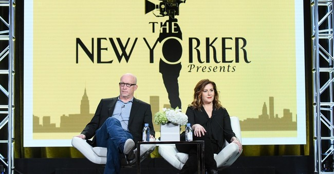 Amazon debuts series based on New Yorker magazine