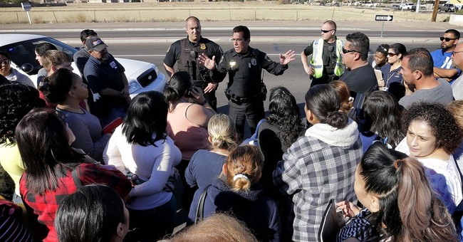 Two 15-year-old girls fatally shot at Phoenix-area school