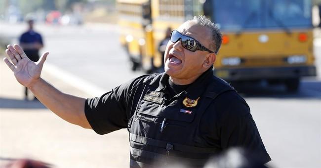 The Latest: Arizona school shooting was murder-suicide