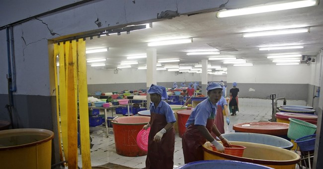 Congress bans import of forced labor products