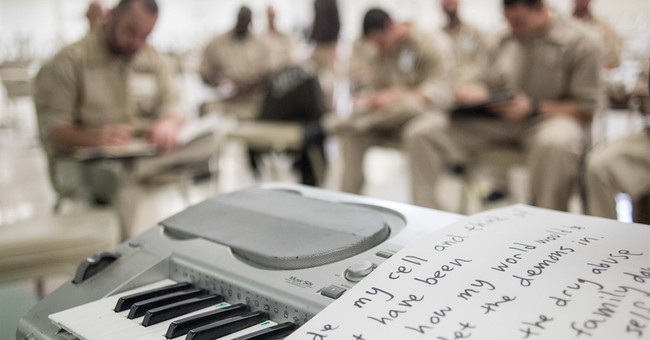Carnegie Hall brings more than musical harmony to SC prison