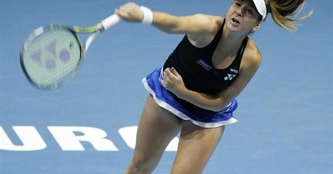 Bencic beats Pavlyuchenkova to make St. Petersburg semifinal