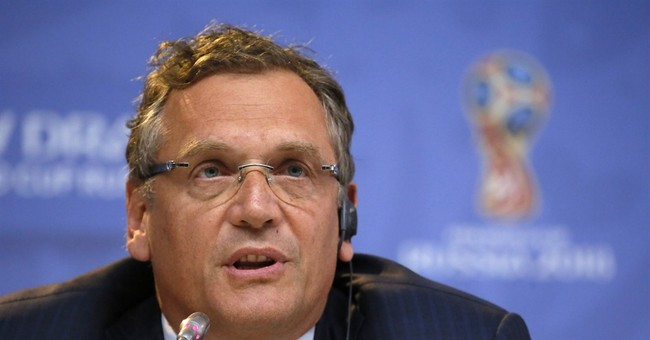 FIFA ethics committee bans Jerome Valcke for 12 years