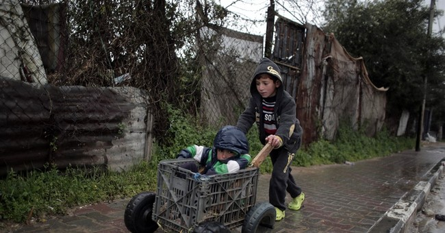 AP PHOTOS: Editor selections from the Middle East this week