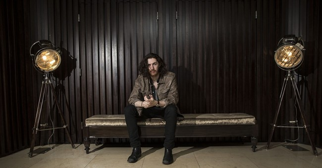 Irish singer Hozier's single goes to fight domestic abuse