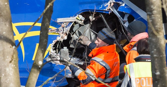 German police say 3rd black box recovered from train wreck