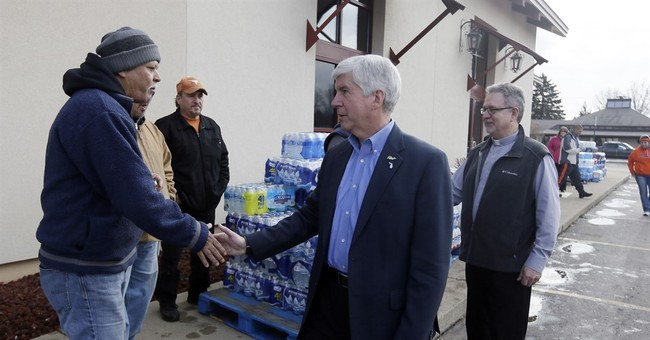 House panel calls governor, EPA chief to testify on Flint